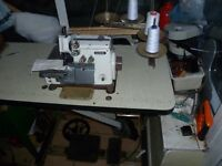 Brother 3/5 thread overlocker Industrial sewing machine