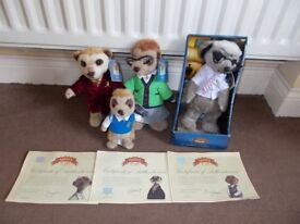 Compare the market Meerkats Collection