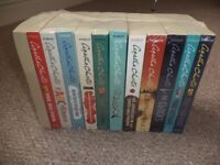 Brand New Set of 12 Agatha Christie Poirot Books