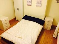 Small double room in Morden. Available now.