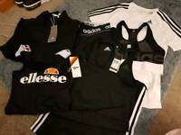 Adidas brand new Sports various clothing