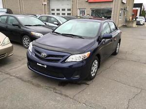 2012 Toyota Corolla CERTIFIÉ AIR CLIMATISÉ GARANTIE PEA TOYOTA