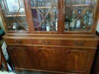 Display Cabinet and Corner Unit
