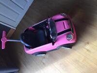 Mini toy car