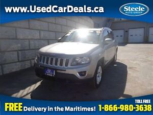 2015 Jeep Compass High Altitude 4X4 Htd Lthr Sunroof