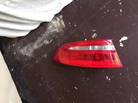Jaguar xe 2015 rear light