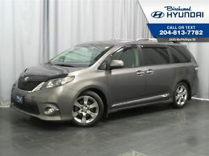 2013 Toyota Sienna SE 8-Pass W/ Remote Start