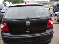 VW POLO 2002-2006 REAR LIGHT CLUSTER, DRIVERS SIDE