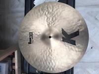 "Zildjian K 16"" Dark Thin Crash Cymbal"