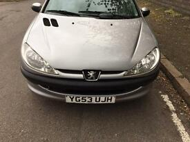 Peugeot 206 SW 1.4 HDi S 5dr (a/c)***11 Month Mot***, £ 30 Road tax YEAR