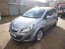 VAUXHALL CORSA - DS13CNK - DIRECT FROM INS CO