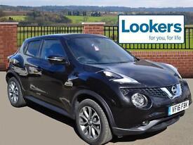 Nissan Juke TEKNA DCI (black) 2016-07-18
