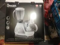 Swan Food Processor and Blender