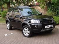 AA WARRANTY!! 2006 LAND ROVER FREELANDER 2.0 Td4, ADVENTURER HARD TOP 3dr, 1 YEAR MOT