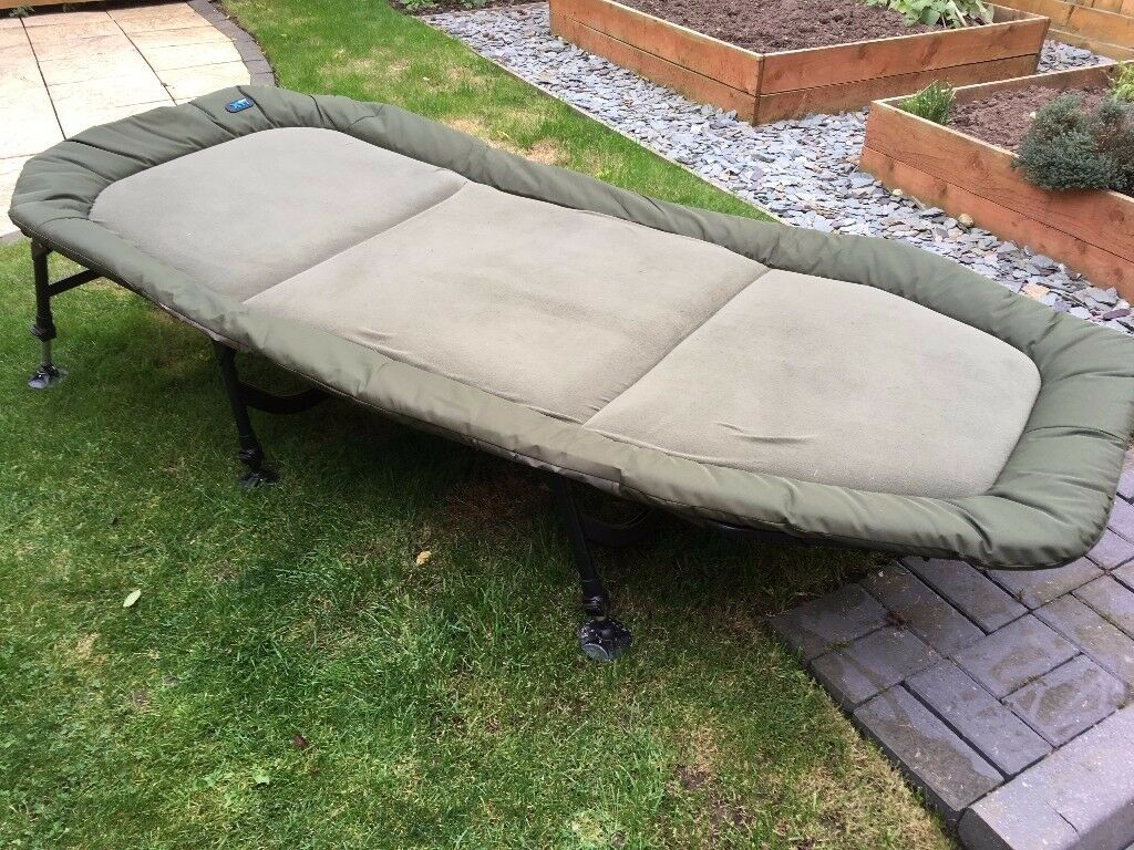 SONIK SPORTS XTI WIDE BEDCHAIR - CARP FISHING