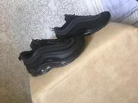 Black Nike air max 97 brand new in box £40 all sizes