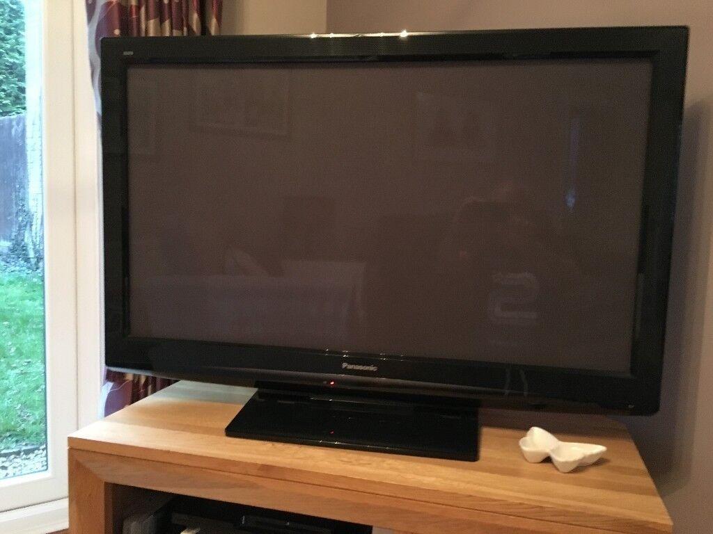 "Superb Panasonic 42"" TX-P42S21B TV"