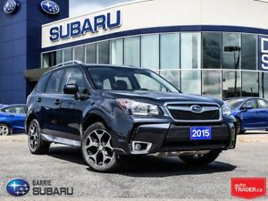 2015 Subaru Forester 2.0XT Touring at