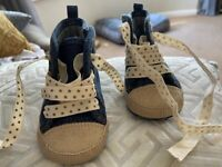 Next brand new baby boots
