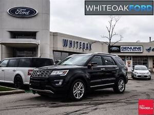 2017 Ford Explorer Limited, EXTEND WARRANTY, FROM 1.9 FINANCE