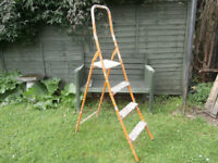 Step Ladders - Folding Step Ladders