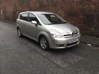 2005/05 TOYOTA COROLLA VERSO D4-D T2 7 SEATER