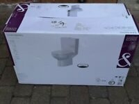 COOKE & LEWIS SAN REMO CLOSE-COUPLED TOILET