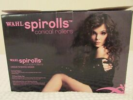 Wahl Spiroll conical heated rollers - 12 large and 6 medium
