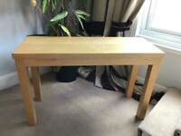 Maple Solid Wood Console / Sofa / Hall Table
