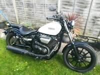 Yamaha XV950 950cc Motorbike Cruiser