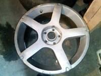 Audi a3 abt alloys 5x112