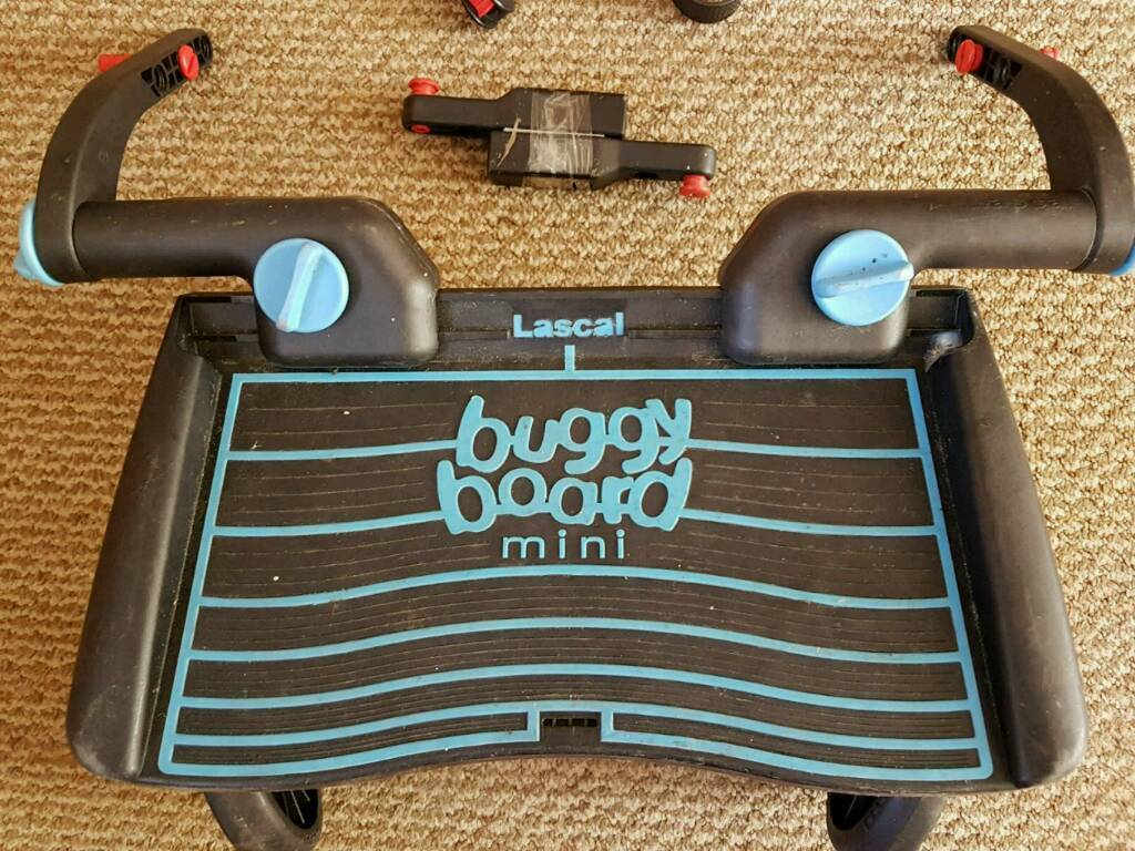 Mini Buggy Board, little use
