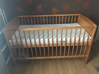 Cot/toddler bed for sale