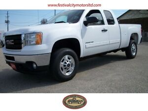 2011 GMC Sierra 2500 Ext. Cab Short Box 2WD