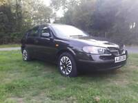 Automatic cheap Nissan Almera mot August 2019 Px considered