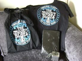 Moody Blues Timeless Flight 2015 UK Tour VIP package