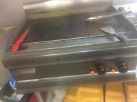 Flat grill