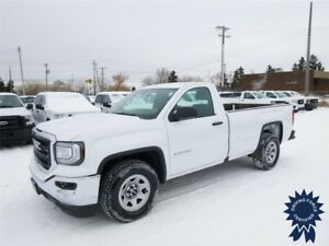 2017 GMC Sierra 1500, 8 Ft Box, 2WD, 17,540 KMs, Regular Cab