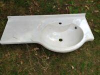 Vanity Unit sink top