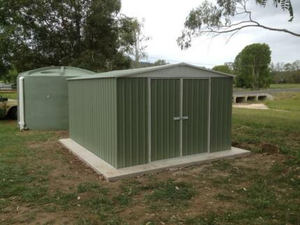 Sheds sheds qld prices for Garden shed qld
