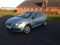 2009 SEAT IBIZA 1,2 FULL SERVICE HISTORY , CHEAP INSURANCE AND TAX