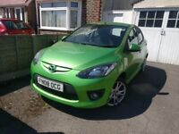 Reliable Mazda 2 sport, well looked after and great for any one- first car or long term investment!