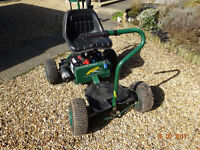 Powercaddy buggy. Now manufactured & supplied by Electrokart Ltd