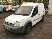 Ford transit connect lwb high 2008 Spares or repairs