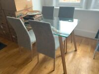 Dining table + Chair (house clearance) - great bargain