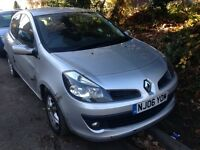 2006 Renault Clio MK3 1.4 16v Dynamique 3dr silver ted69 BREAKING FOR SPARES