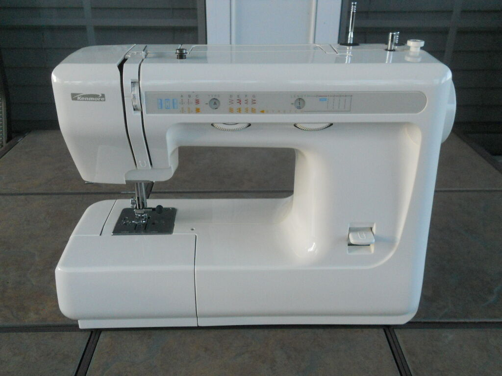 kenmore sewing machine 385 foot pedal
