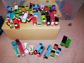 Huge bundle of Thomas the tank trains, track
