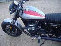 Moto Guzzi V9 Bobber for sale