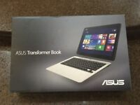 ASUS Transformer Book excellent condition as new